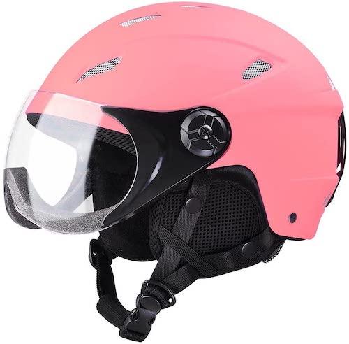 Yescom AHR Adult Ski Helmet With Visor